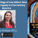 the greek trilogy of luis alfaro new visions of tragedy in 21st century america