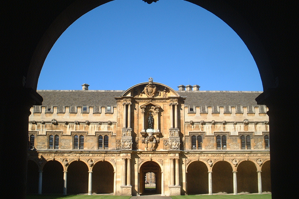St. John's College, Oxford