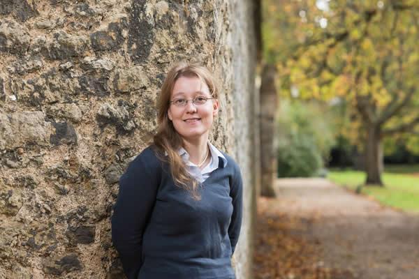 Dr Anna Blomley