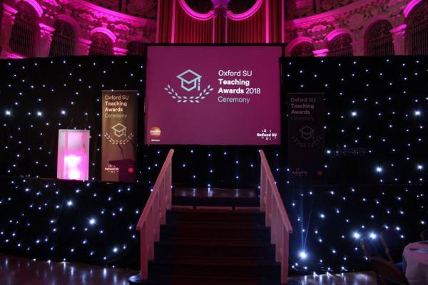 oxford su teaching awards 2018 c oxford university student union