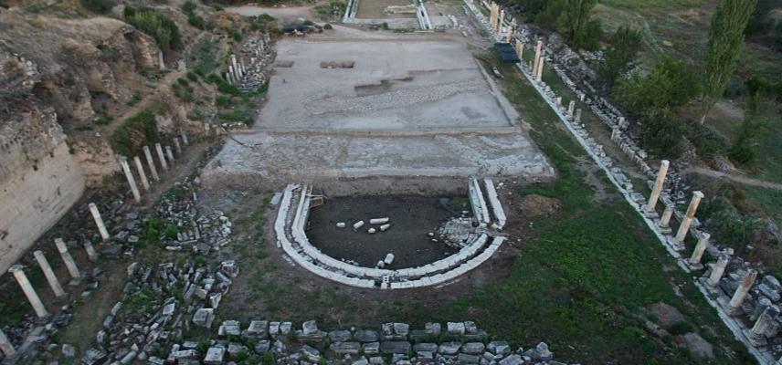 Aphrodisias in ancient Caria, SW Turkey